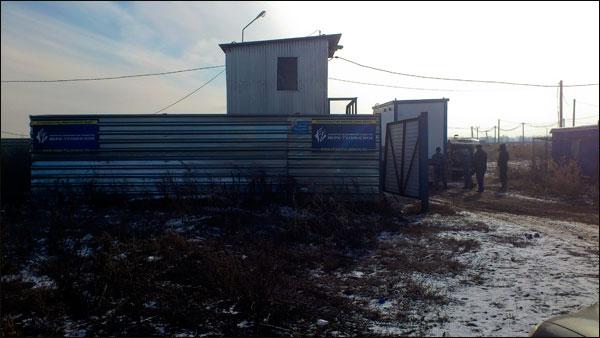 Будущий посёлок Радужный, Верх-Тула, Новосибирск