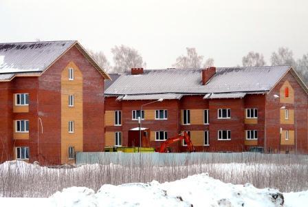 Фото малоэтажных домов с арендными квартирами «для инноваторов»