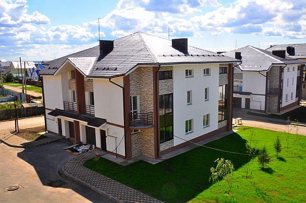 Фото таунхаусов, Ключ-Камышенское плато, ул.Родниковая