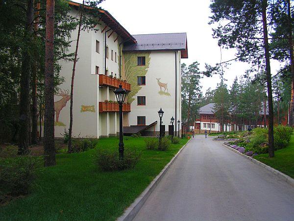 Фотография Green Wood Residence & SPA, фото с сайта застройщика