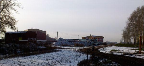 Поселок таунхаусов Тулинское заречье (ЖСК Времена Года)