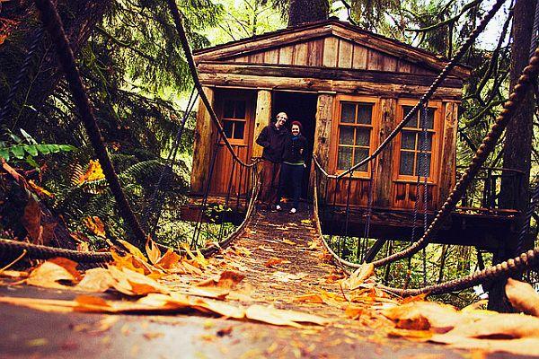 Жить хоть в «домике на дереве», но — в своём «домике на дереве»— мечта арендаторов low middle classe.