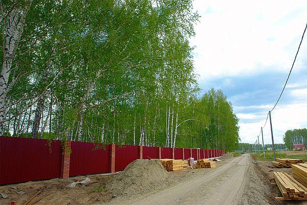 Коттеджный посёлок Марьино, фотография с сайта застройщика