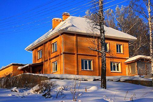 Фотографии коттеджного посёлка «Экодеревня»