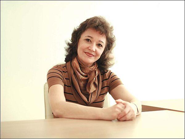 Лариса Ландман, коммерческий директор ООО «Зеленый дом», фотография «Всё о новостройках», 2014