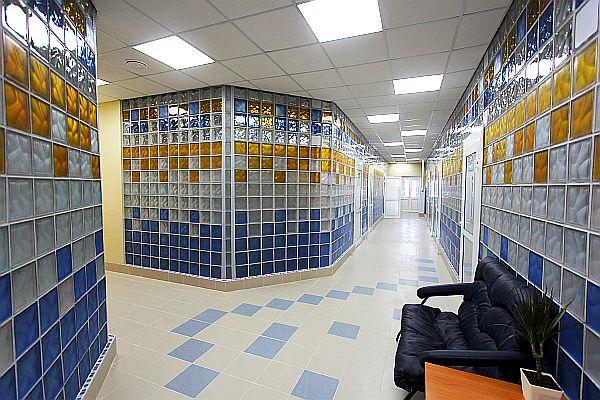 Спортивный комплекс в коттеджном поселке Морской берег, Новосибирск