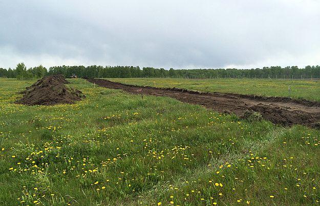 Коттеджный поселок «Солнечное озеро», 2014. Фотография с сайта застройщика.
