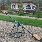 Коттеджный посёлок Лаки Парк, детская площадка, 2015